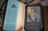 Libro viejo para cubierta del Kindle - oud boek Kindle dekking