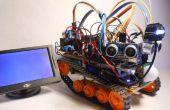 MARS--Autonome multifunctionele Rover (FPV)