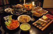 Hoe maak je de perfecte, gemakkelijk partij Snack