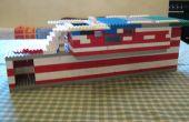 Het bouwen van een Lego Hamster huis!