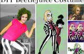 DIY Halloween Beetlejuice kostuum