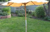 Multifunctionele zomer paraplu