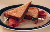 Gemakkelijk BLT Sandwich