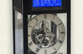Arduino LCD Master klok