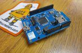 Het bijwerken van de firmware van uw Wi-Fi Arduino schild (niet 101)