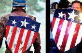 Minder dan $20.oo Tweede Wereldoorlog Captain America schild