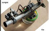 Gouverneur Filter voor hout-gas-motor