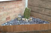 Tuin Rock Water functie