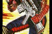 Creëren van een GI Joe Cobra Viper onderarm bracer voor cosplay