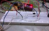 ARDUINO Inbraak Alarm met behulp van infrarood zender-Detector paar