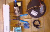 Muziekgestuurde LED Spectrum-Analyzer