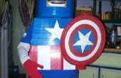 Lego Captain America kostuum