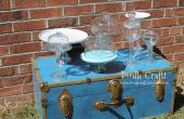 DIY Cupcake & Cake-stands en apotheker potten!