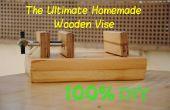 Hoe maak je de ultieme houten Vise | DIY houtbewerking Tools #3
