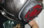 How To: grote zus, Bioshock 2 helm/Lamp
