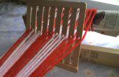 Popsicle stokken sleuf & Eye Reed voor het weven van (hoge dpi)