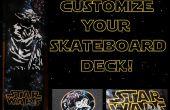 Aanpassen van uw dek Skateboard!