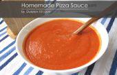 Hoe: Zelfgemaakte Pizza saus recept
