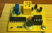 Hoe maak je een klap-Clap op / Clap Clap uit schakelaar circuit!