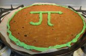 """Chocolade chips cookie """"Pi"""""""