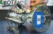 Linefollower robot van Arduino en junk - gedachten en code