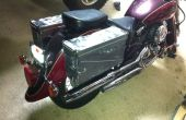 Munitie kan Motorcycle Saddlebags