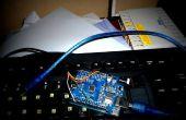 PS/2 toetsenbord aansluiten op de Arduino