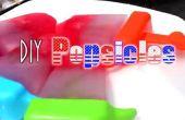☆D.I.Y: 4 juli Popsicles☆