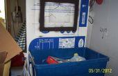 Recycling Rugplank