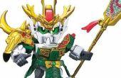 Gundam: bb warrior 310