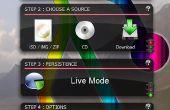 Hoe maak je een Live-boot Linux USB Drive
