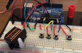 REMIX - eenvoudige Arduino toetsenblok