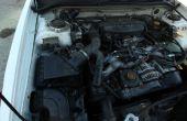 Hoe u kunt controleren en wijzigen van een massa Air Flow Sensor voor een 1999 Subaru Forester
