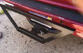 S10 Blazer Upgrades deel 2 - Trailer Hitch en Bumper Guard