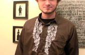 Hoe maak je een Sweeney Todd Vintage geïnspireerde Ruffle Shirt