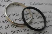 Hoe maak je de perfecte maat zilveren ringen!