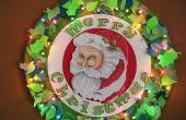 Zelfgemaakte decoraties voor de feestdagen