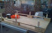 Hoe te om te bepalen of een houten pallet veilig voor gebruik is