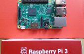 Raspberry Pi 3 Model B: Een Beginners' Guide