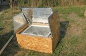 DIY zonne-Oven