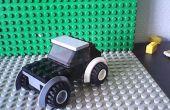 Eenvoudige Lego-auto