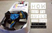 Een Mini Prototype Hoverboard maken