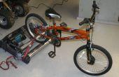 Bouw een fiets Dyno - Bereken uw PK!