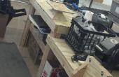 Super stabiel werk Bench