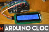 Arduino Real time klok met behulp van Ds1302