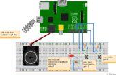 Uitvoering van de MP3-speler met behulp van de Raspberry Pi