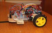 De Arduino lijn-volgende Robot Bob