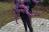Baby Octopus kostuum - verplaatsen van tentakels