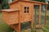 Hoe het bouwen van een kippenhok