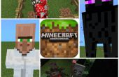 Mobs in Minecraft Pe
